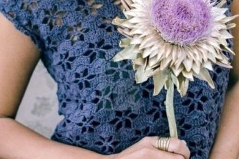 Блуза, схема