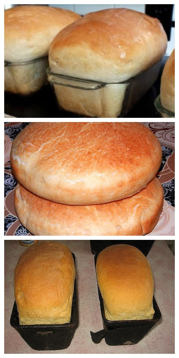 Совершенно новый рецепт домашнего хлеба. Почему ж я раньше так не готовила