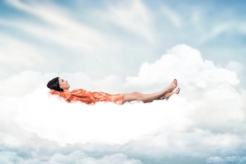 girl-on-a-cloud