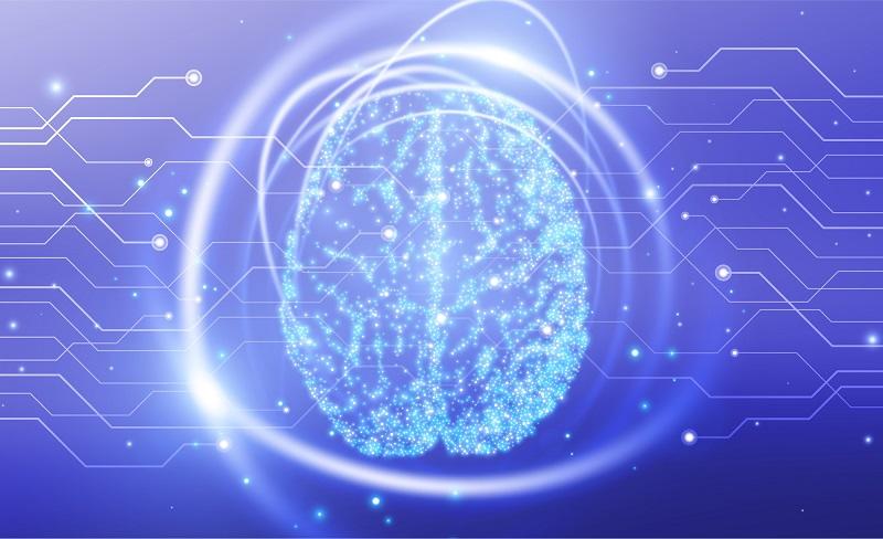 human-brain-abstract-technology-background-vector-illustration